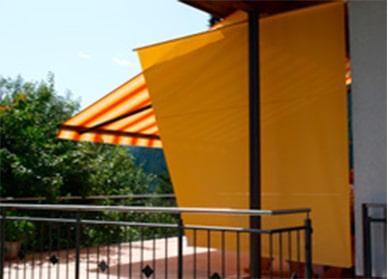Seiten-Sonnenschutz M&F Skuggi