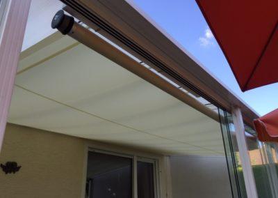 Shade Structure Unterglasbeschattung