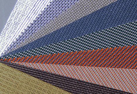 Roma Textilsccreens Tuchmuster